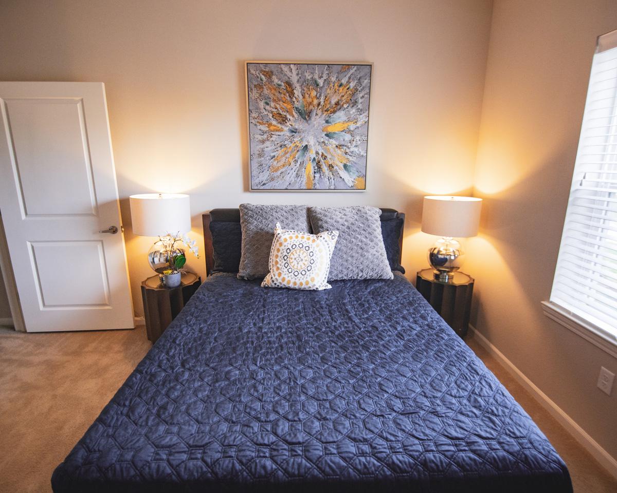 Goodnight Commons Master Bedroom