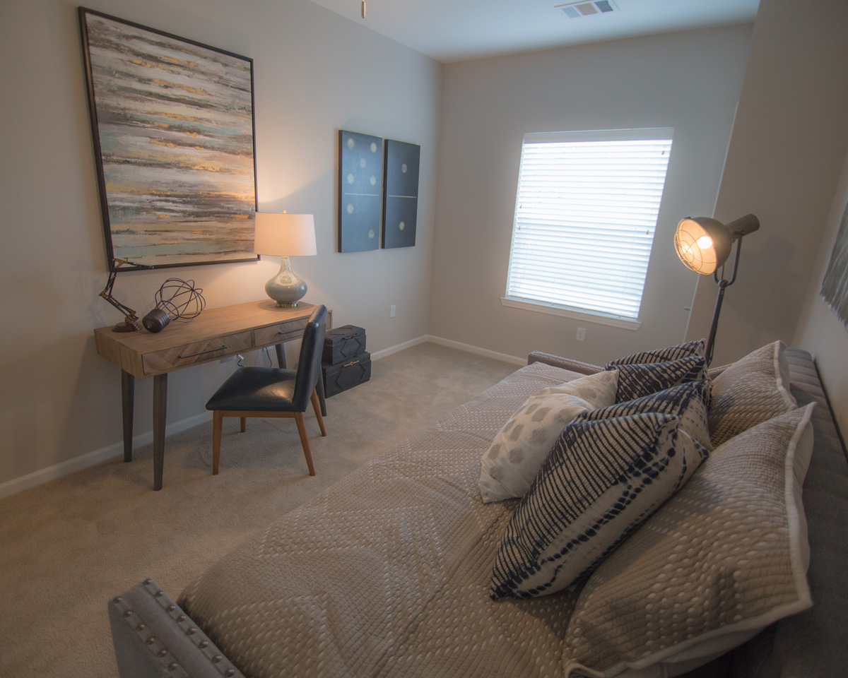 Goodnight Commons Bedroom